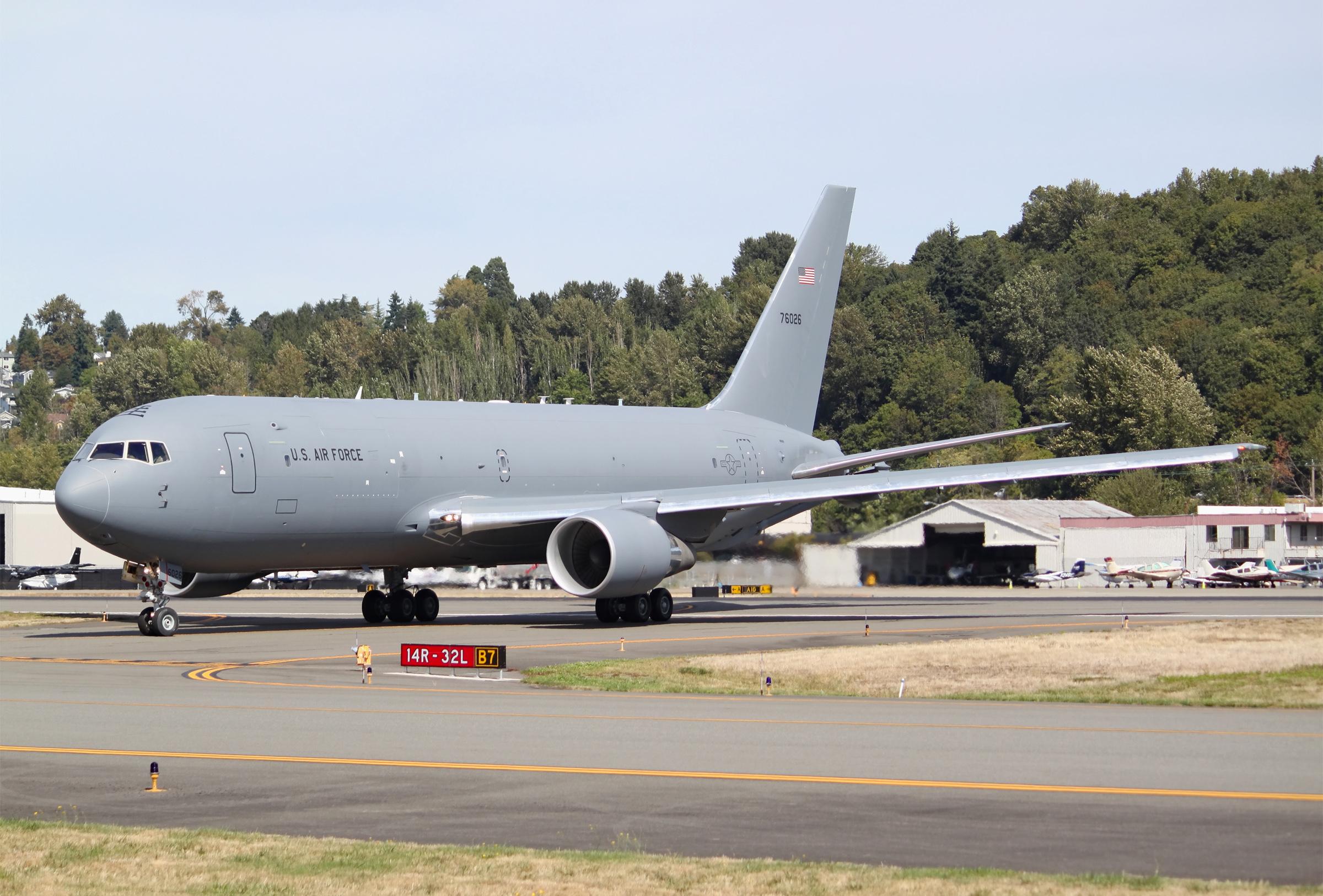 Boeing KC-46A Pegasus [Joe G Walker]