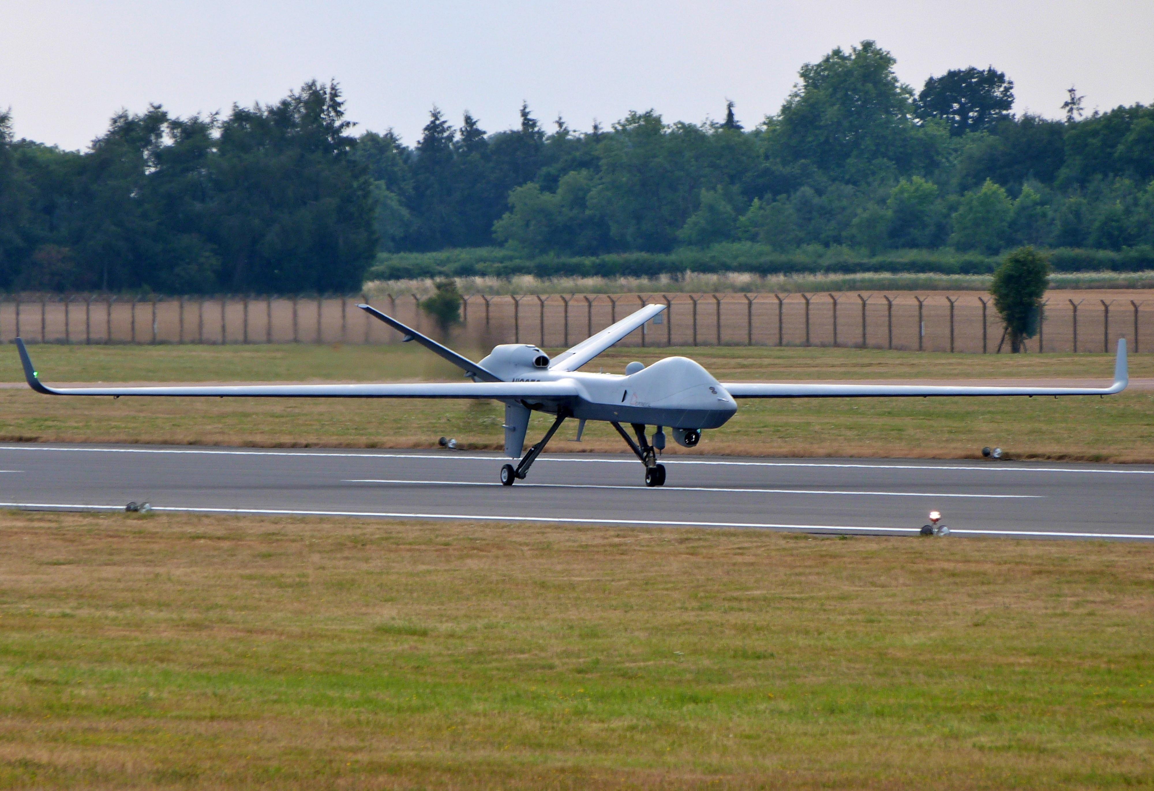 MQ-9B SkyGuardian [Khalem Chapman]