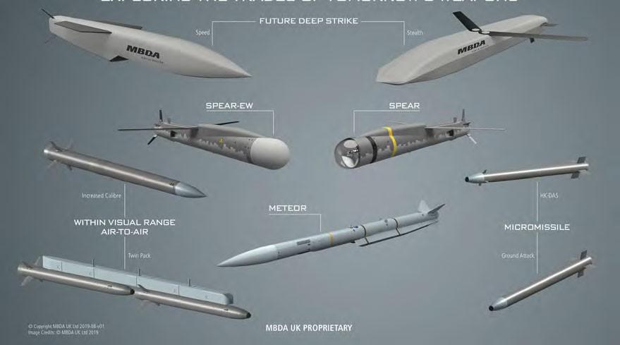 MBDA Tempest Missiles [MBDA]
