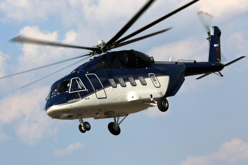 Mi-38 [Russian Helicopters]
