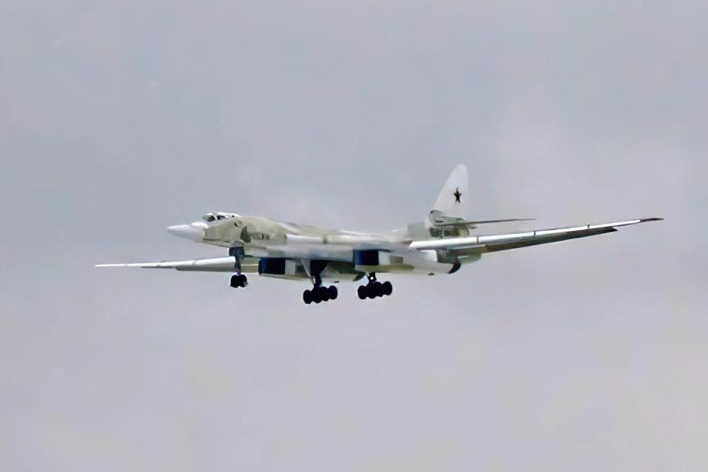 Tu-160M First Flight Feb 2, 2020 [UAC]