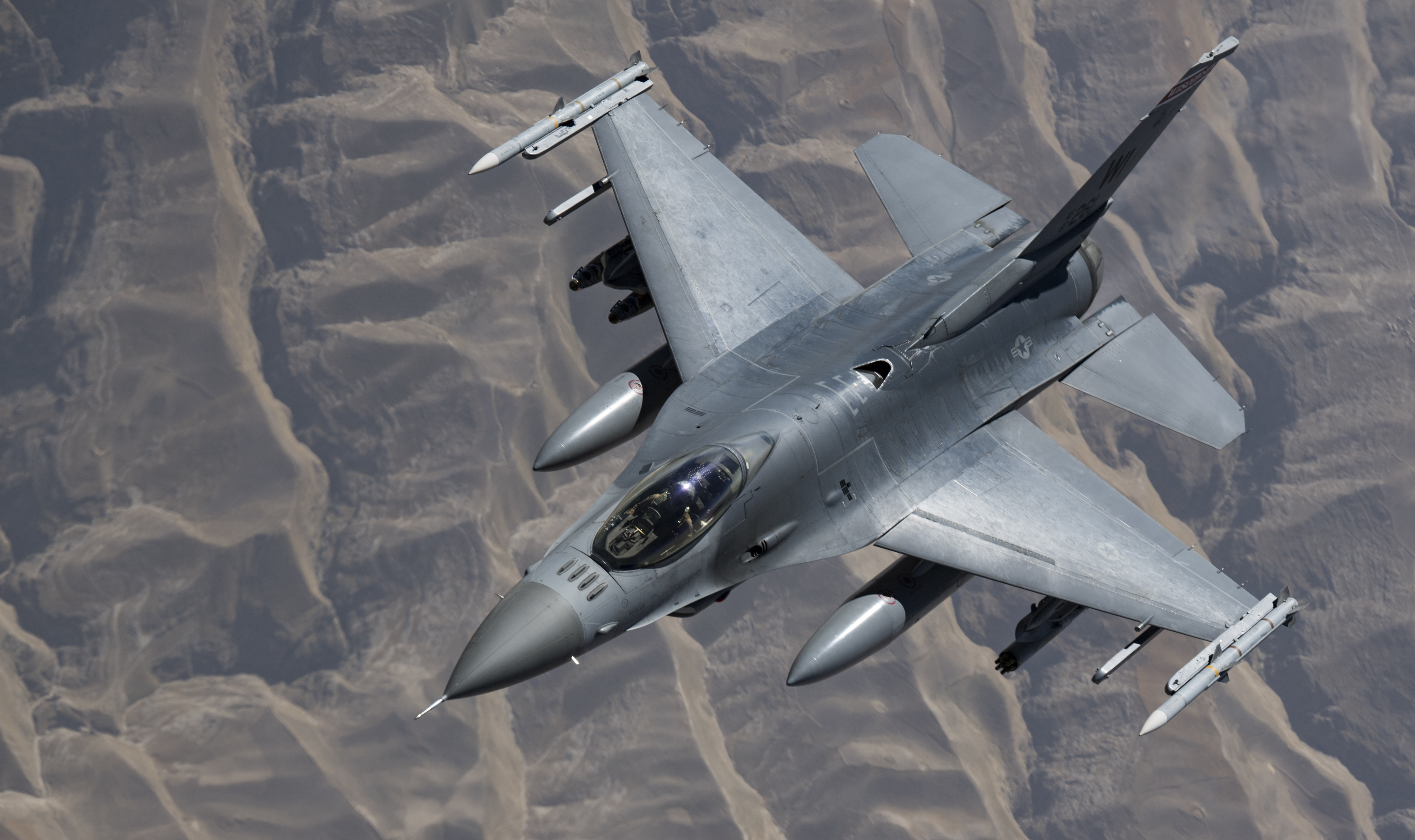 Northrop Grumman to demonstrate EW suite for F-16