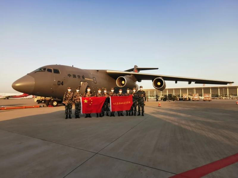 Y-20A [Chinese Ministry of Defence]