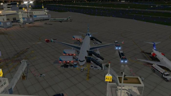 Ready for pushback