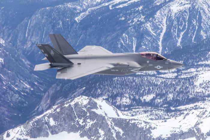 'Black Knights' F-35C SFFOC [US Navy - Lt Cdr Darin Russell] #2