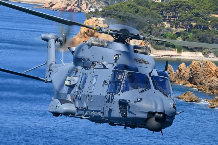 Spanish Air Force NH90 [Airbus]