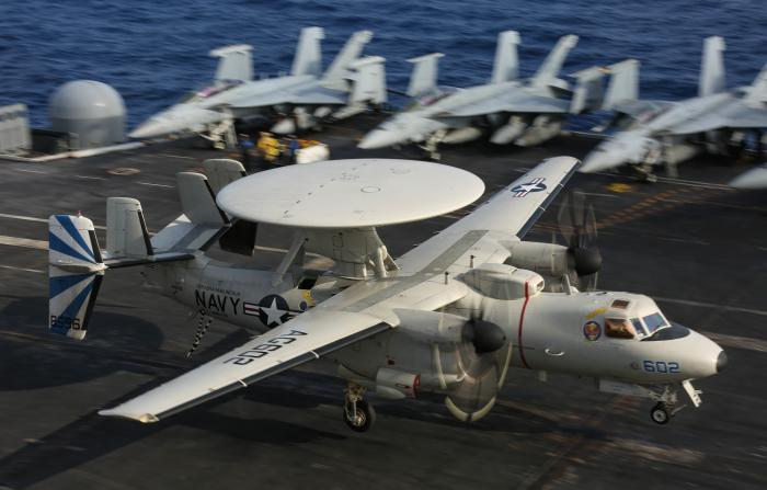 Advanced Hawkeye [US Navy]