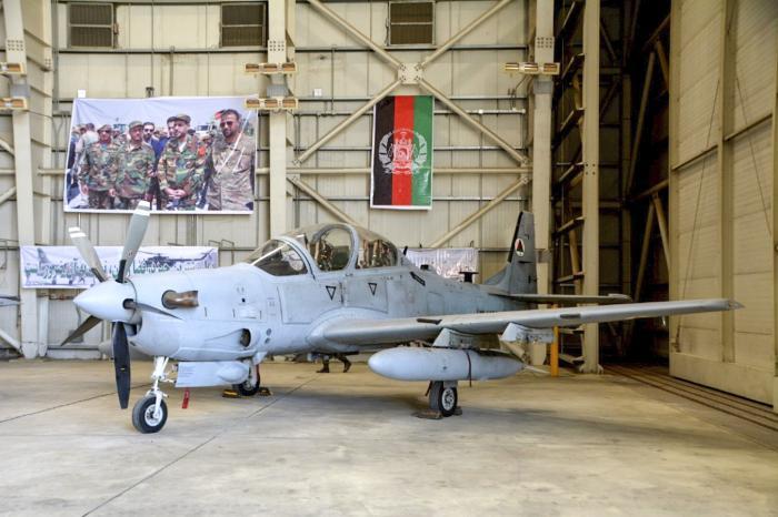 A-29B Super Tucano (Afghan AF) [NATO]
