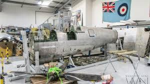 Greek Spitfire Restoration