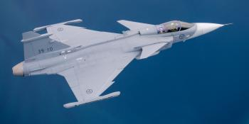 Gripen E Fighter Aircraft