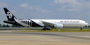 Air New Zealand Boeing 777