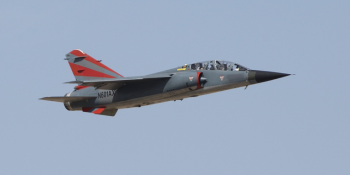 ATAC flies its first Mirage F1