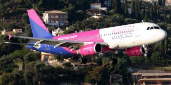 Wizz Air Airbus A320-200